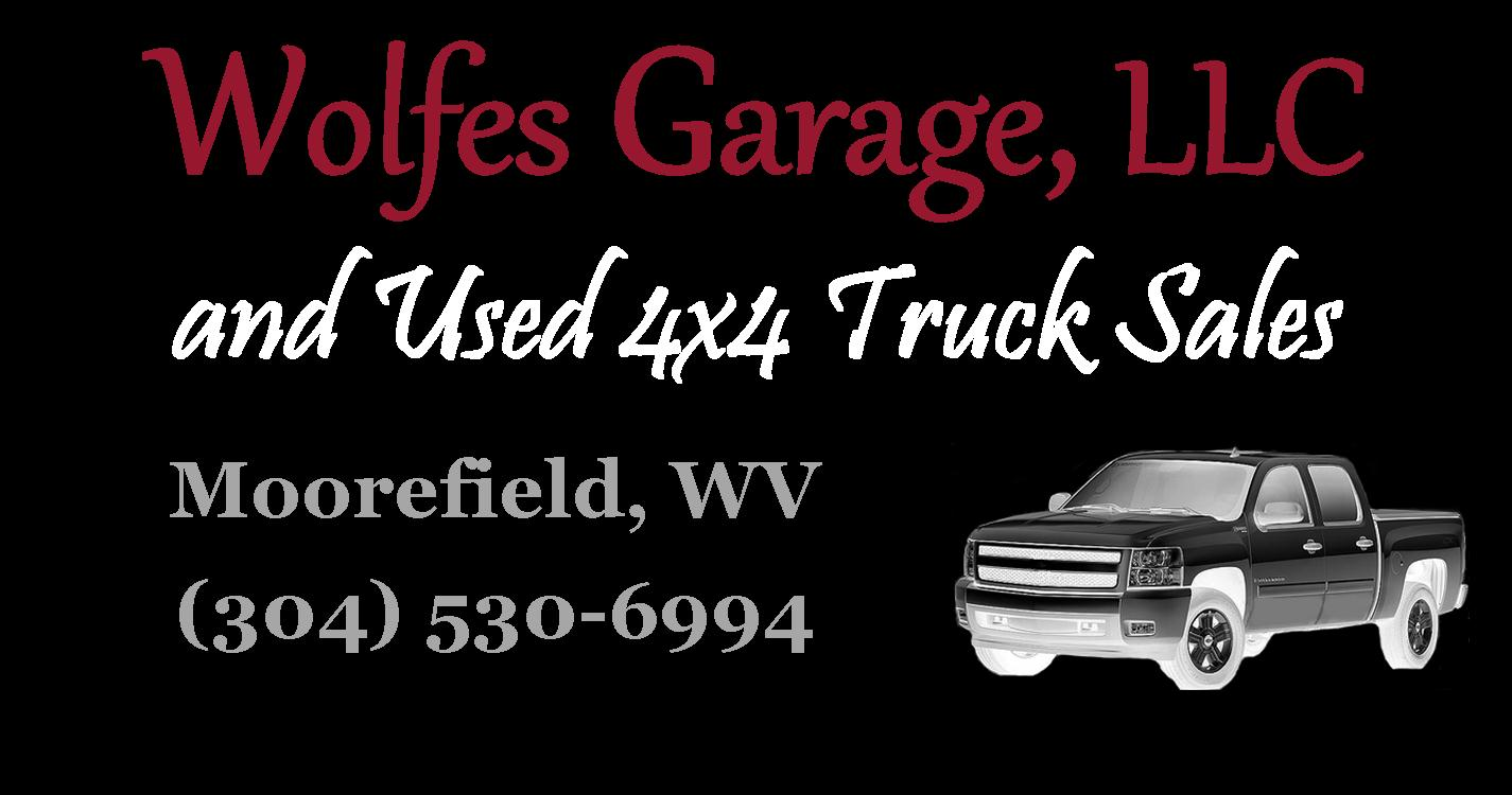 Wolfes Garage, LLC